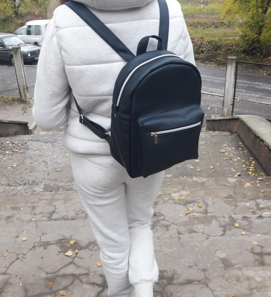 cd1b59cd4a9e Женский рюкзак городской Брикс BSSP Sambag синий (рюкзачок, жіночий ...