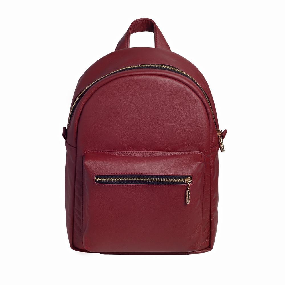 Женский рюкзак Самбег бордовый SamBag разные размеры 12315005