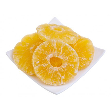 Цукаты ананас кольцо (100г)