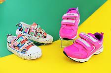 Спортивная детская обувь для девочки, кроссовки и кеды