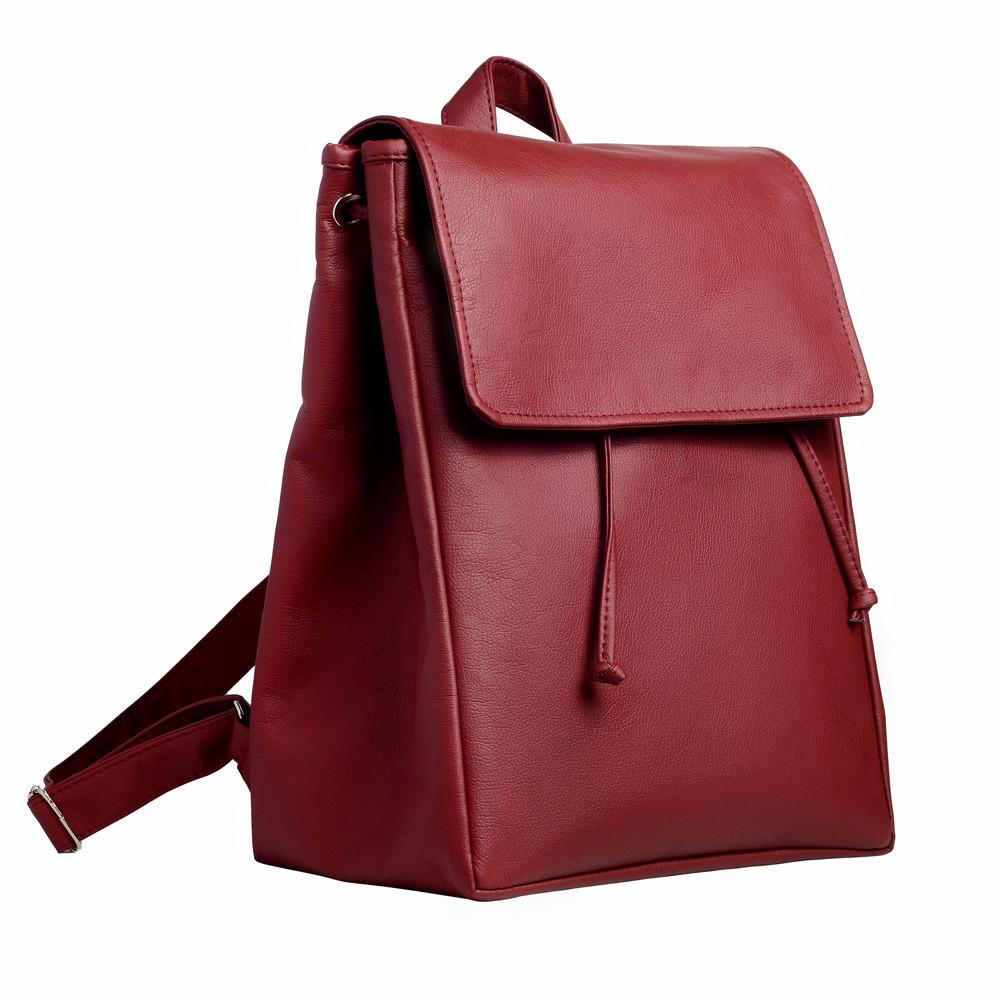 Женский рюкзак бордовый Sambag разные размеры 22400005