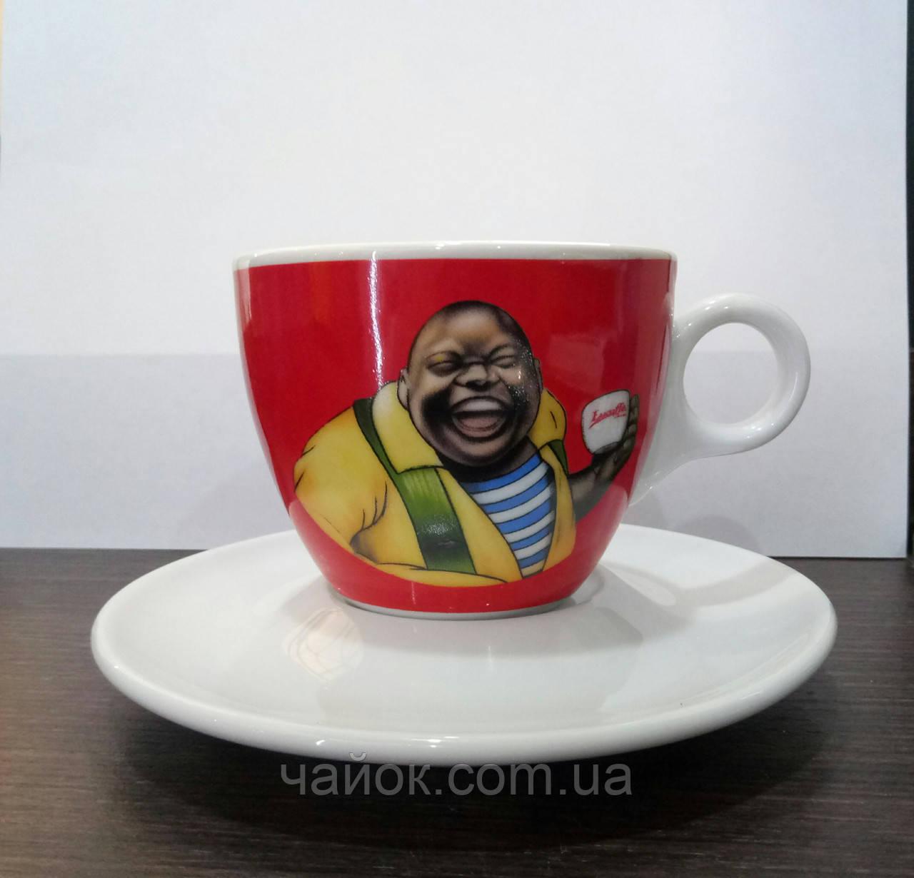 Чашка блюдце Lucaffe 170 мл