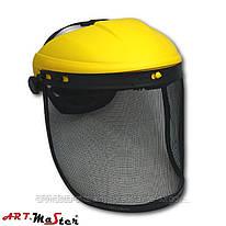 Защита для лица, состоящая из сетки, рамки и оголовья OS MESH 201M ARTMAS