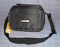 Мужская сумка Jia Jun 8801 серая ткань, фото 1