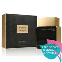 Мужская туалетная вода Calvin Klein Euphoria Gold Men Limited Edition, 100 мл