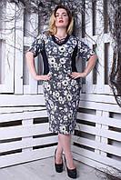 Платье Переплет решетка завиток №3 к/р, фото 1