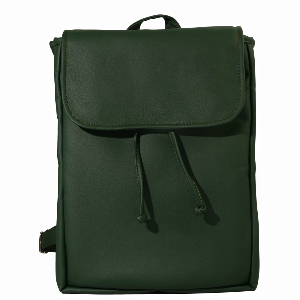 Женский рюкзак зеленый SamBag разные размеры 22400007