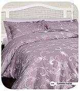 Семейное постельное белье First Choice Carmina Leylak