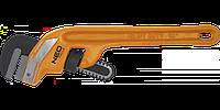 """Ключ трубный Stillson изогнутый, 250 мм, 10"""", 300 мм, 12"""",  NEO 02-113, 02-114"""