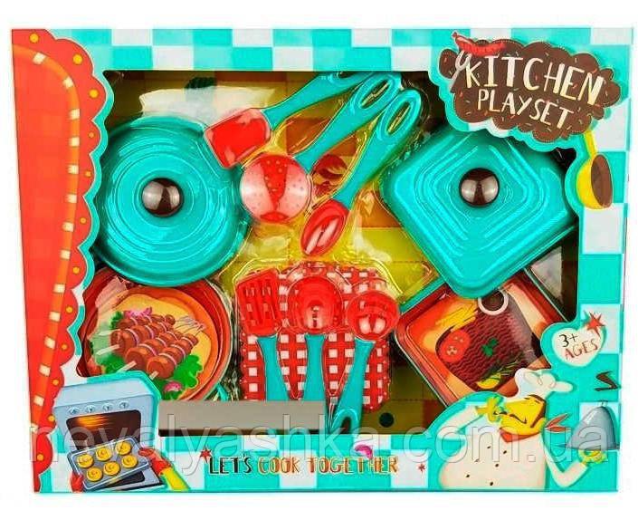 Посуда набор посуды детская игрушечная посудка, 8331, 009075