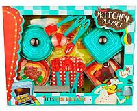 Посуда набор посуды детская игрушечная посудка, 8331, 009075, фото 1
