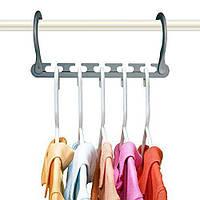 Набор универсальных чудо вешалок Wonder hangers!Скидка