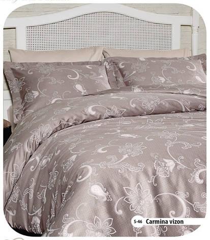 Семейное постельное белье First Choice Carmina Vizon, фото 2