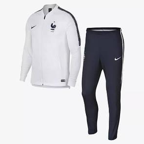 Спортивный костюм FFF M NK DRY SQD TRK SUIT