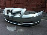 Передній бампер Toyota Avensis, фото 3
