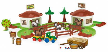 Игровой набор Kid Cars 3D ранчо Wader, фото 2