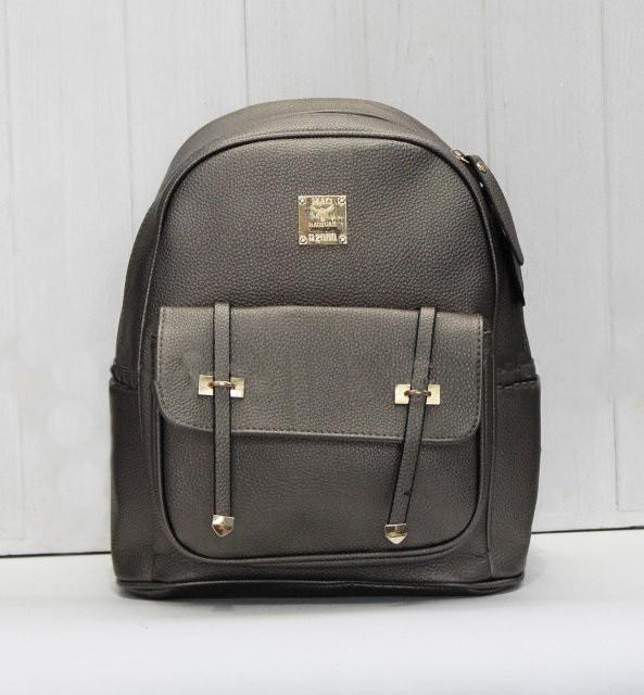 Рюкзак стильный из искуственной кожи