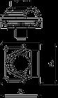 5311500(5311705)Соединитель Vario для быстрого монтажа провода 8-10 мм, 249 8-10 ST, OBO Bettermann (Германия), фото 2