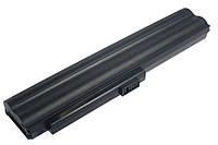 Батарея для ноутбука LG LW20, LW25, Z1, Wirpo 7710U (LB52114B) 11.1V 4400mAh черная бу