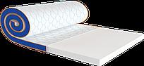 Матрас топпер SUPER MEMO / СУПЕР МЕМО (ткань жаккард или стрейч) из серии Sleep&Fly Mini  ТМ ЕММ