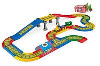 Kid Cars детская железная дорога 3,1 м Wader