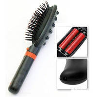 Расческа вибромассажер Hair Brush!Скидка