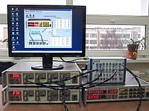 АРМ UniTesS  для автоматизации национального эталона емкости