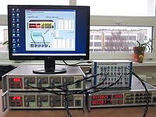Прецизійний багатоканальний комутатор UniTesS Switch USCP82