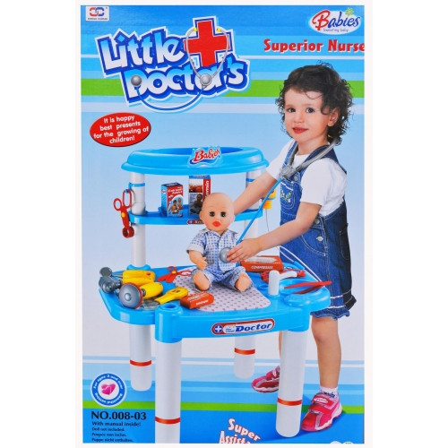 Набор доктор Babies 008-03