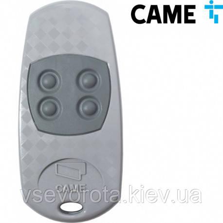 Пульт CAME 4-х канальный TOP-434EE для ворот