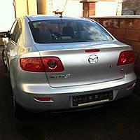 Кузов Mazda 3
