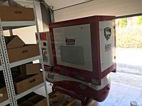 Винтовой компрессор Ozen Kompressor для пескоструйной камеры и линии покраски.
