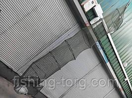 Садок рыболовный спортивный длинный kaida 50#40#400см оригинальное фото