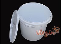 Ведро пластиковое для меда 20 л (сертифицированное), фото 1