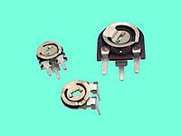 Резистор переменный СП3-38В 1,5 кОм 0,125 Вт. Кривая В