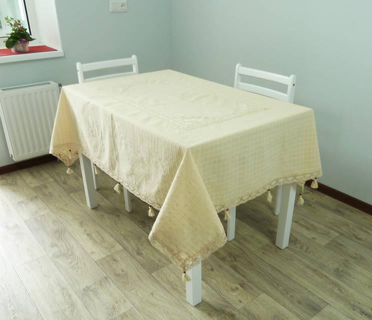 """Скатерть для стола """"MONIKA"""" 160х220"""