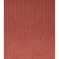 Акриловые обои на бумажной основе Слобожанские Рельефная Красные (404-17)