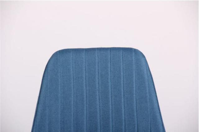 Стул Jasmine каркас бук/ткань цвет сине-серый (фото 10)