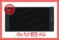 Тачскрин+матрица Lenovo TB-7304F Черный ОРИГИНАЛ