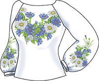 СВЖЛ-18. Заготовка для вишивки бісером Жіноча сорочка лляна. 23c748c33e40d