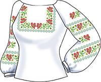 СВЖЛ-28. Заготовка для вишивки бісером Жіноча сорочка лляна. 0e108edcf9151