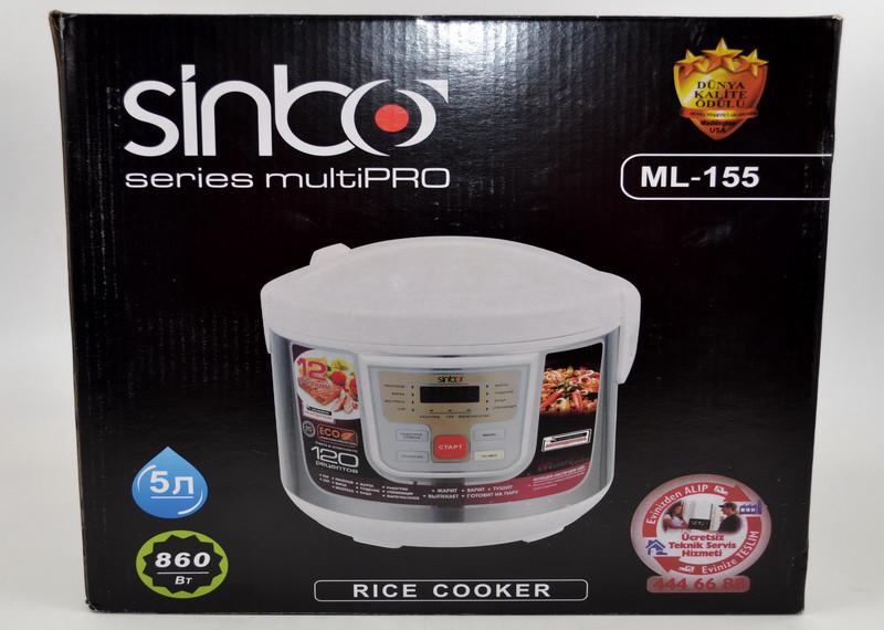 Мультиварка Sinbo ML-155