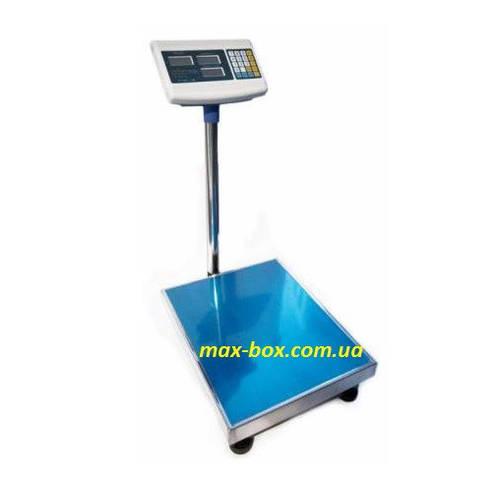 Весы товарные напольные 150 кг_TCS-B