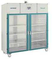Вентилируемый шкаф избыточного или разряженного давления ZOONLAB UNI-PROTECT
