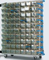 Стеллажи для вентиляционных систем Ventilated ZOONLAB