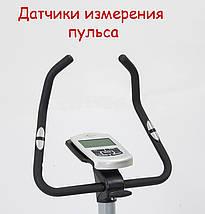 Велотренажер магнитный HITON маховик 9 кг, фото 2