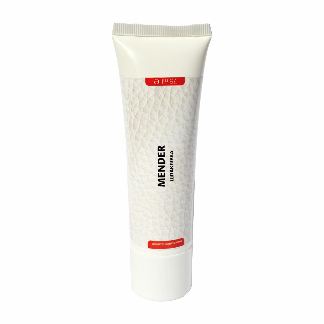 Шпаклівка для шкіри (для великих ділянок)