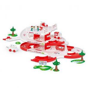 Детский игровой набор скорая помощь Kid Cars 3D Wader, фото 2