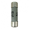 Циліндричний запобіжник ETI CH14x51 gPV 16A/1000V DС