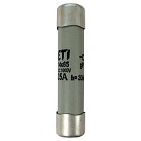 Циліндричний запобіжник ETI CH14x65 gPV 25A/1000V